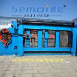 Preço sextavado automático da máquina do engranzamento de fio