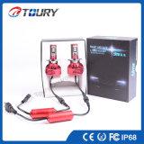 25W H4 9006 LED HB2 Auto La Tête de Lampe pour l'accessoire de voiture