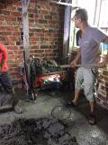 Finissage automatique sec de mur plâtrant le prix de machine