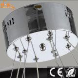 Nueva moda creativa Lámpara LED simple lámpara colgante serie caliente