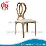 Silla de muebles de acero inoxidable con barato fiesta de la boda