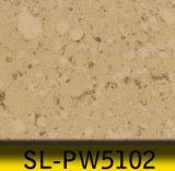 lastra del quarzo di modo di 3250X1650mm, pietra artificiale del quarzo