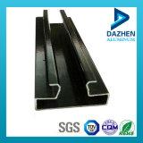 Un precio más barato de la buena calidad 6063 T5 de aluminio de extrusión de perfil para insertar Slatwall MDF