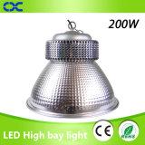 luz al aire libre de la bahía de la lámpara de mina de la iluminación del punto 200W alta LED