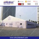 Шатер шатёр PVC большой ясной пяди алюминиевый для выставки справедливой