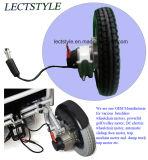 Controlador de motor de cadeira de rodas sem escova elétrica DC ou alavanca de joystick com alça de cadeira de rodas