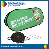 Hot Sale Cheap Print Pop Up Frame Banners