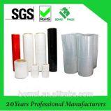 15mic film d'extension de l'épaisseur LLDPE avec l'emballage de cargaison