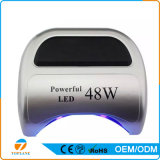 Secador de pregos UV elétrico profissional 48W quente