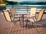 5 de Textilene Floding da cadeira partes do jogo da mesa