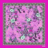 Красивейший шарф напечатанный цифров Silk (F13-0022)