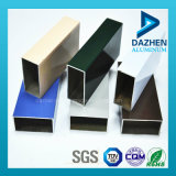 Anodisiertes Profil des Fenster-Tür-Aluminiumaluminium-6063 mit verschiedenen Farben