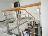 Barandilla de la escalera del material de construcción con la certificación de Ce
