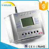 régulateur solaire de contrôle de 80A 12V/24V Light+Timer pour le système solaire L80