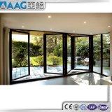 Portes en aluminium de tissu pour rideaux avec la norme australienne