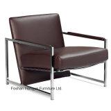Cadeira nova do braço do projeto da mobília européia do lazer da sala de visitas (KR03)