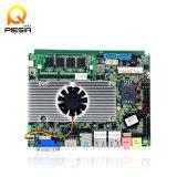 Scheda madre di DC12V con il RAM a bordo dell'azienda di trasformazione 2GB DDR3 dell'atomo D525 dell'Intel