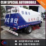 5000L掃除人のトラックの道のクリーニングのトラックの道の洗剤のトラック