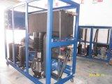 120kw 40HP wassergekühlter Rolle-Wasser-Kühler im Plastik