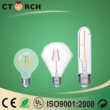 Ampoule à filament de tungstène une série illuminant la lumière 8 W