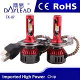 세륨 RoHS ISO9001를 가진 최고 광도 LED 헤드라이트