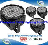 Yaye 18 plus récent LED de projecteur à LED de 500W / éclairage de grue à tour LED de 500W avec garantie CREE / Meanwell / 5 ans
