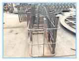 Montaggio della struttura d'acciaio