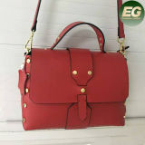 Späteste elegante Entwürfe verzierten echtes Leder-Handtaschen für Emg4821 der Frauen