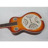 Quadratische Stutzen Aiersi Dobro-Resonator-Gitarre