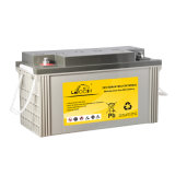 Bateria tubular do gel de Opzv do ciclo profundo da capacidade elevada 100ah