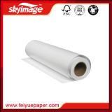 70GSM secado rápido Anti-Curl Subllimation papel de transferencia para la impresión digital