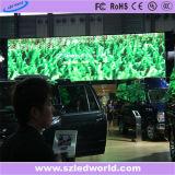 P6 의 P3 실내 임대 풀 컬러 Die-Casting 표시 널 발광 다이오드 표시 스크린 (세륨, RoHS, FCC, CCC)