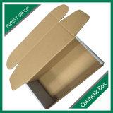 Prix bon marché Brown Boîte en carton ondulé pour l'expédition