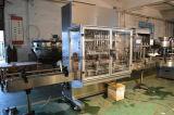 Ligne recouvrante remplissante automatique de traitement des labels d'huile d'olive