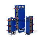 Placa de Líquidos para líquidos industriais Trocadores de Calor, aquecedores de líquidos industriais