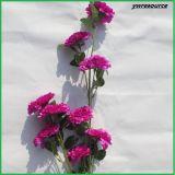 ホーム結婚式の装飾のための人工花のシャクヤクの絹の擬似花