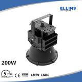 Indicatore luminoso di inondazione industriale luminoso eccellente di 200W SMD LED