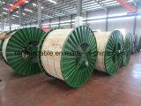 Conductor caliente del cable ACSR de los conductores ACSR de la venta para la línea de transmisión de potencia