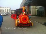 公園またはリゾートのための62のシートのツーリスト観光の電車
