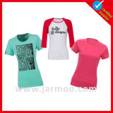 T-shirt imprimé promotionnel 100% coton