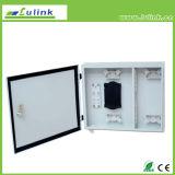 屋外24のコア光ファイバ端子盤ODFの端子箱を壁取付けなさい