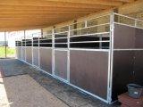 Geschweißte Pferden-beständige bewegliche Pferden-Feder mit Dach (XMM-HS5)
