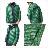 남자 겨울 100%년 면에 의하여 덧대지는 재킷