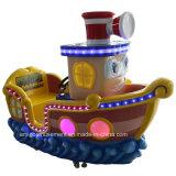 El paseo del Kiddie del oscilación de la nave de pirata para el parque de atracciones embroma la diversión