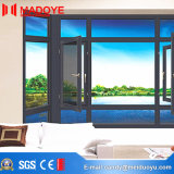 Finestra di alluminio della stoffa per tendine di alta qualità poco costosa di prezzi della Cina