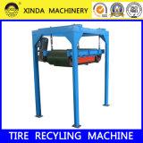 使用されたタイヤのリサイクルプラントベルト・コンベヤーのためのXinda DCTベルトの鉄の分離器