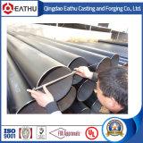 Pipes carbone noir/galvanisé/acier inoxydable avec la couture/sans joint