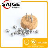 """1/4 """" bola de acero de carbón G1000 para el rodamiento de la bicicleta"""