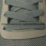 2018 espadrilles des hommes de mode exécutant les chaussures sportives dans la couleur grise