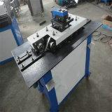 Гальванизированный замок применения трубопровода HVAC стальной трубы материальный формируя машину